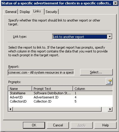 advertisementpercollectionlink