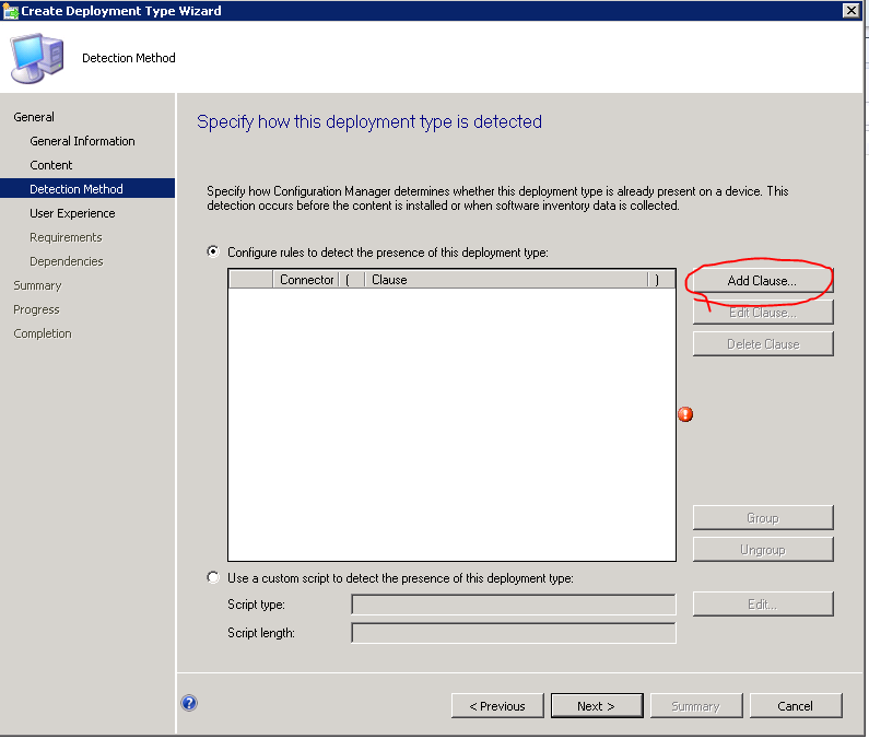 Update a device driver Configuration Manager 2012 – CCMEXEC