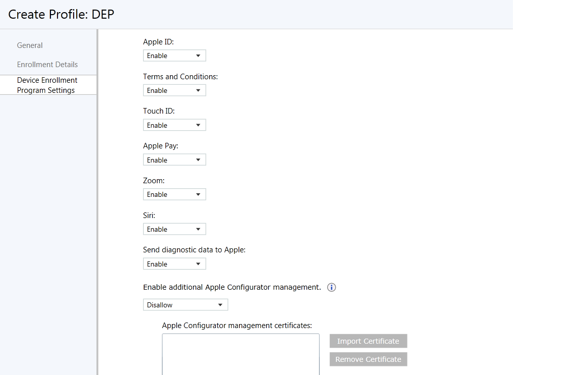 Intune and DEP some leasons learned – CCMEXEC COM