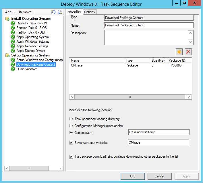 ConfigMgr vNext Feature: Download Package Content – CCMEXEC