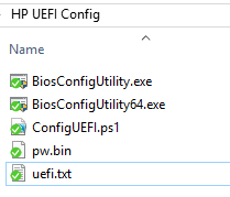 Switch from Bios to UEFI seamless using Configuration Manager TS in