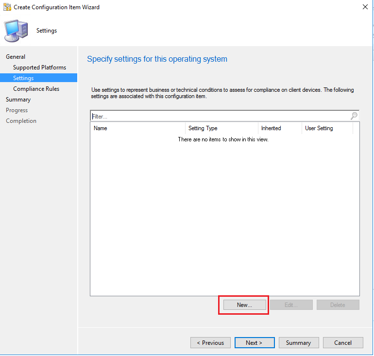 ConfigMgr CI to check that Credential Guard is running