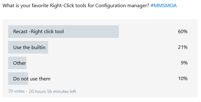 Right click tools