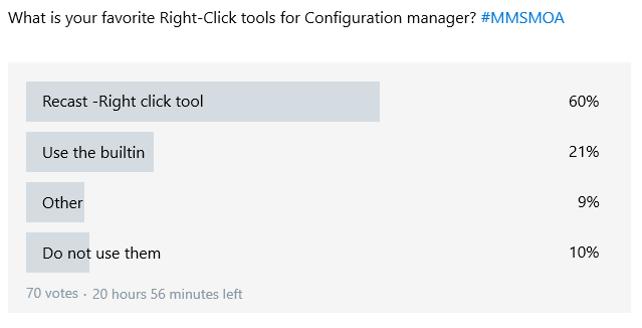 Right click tools