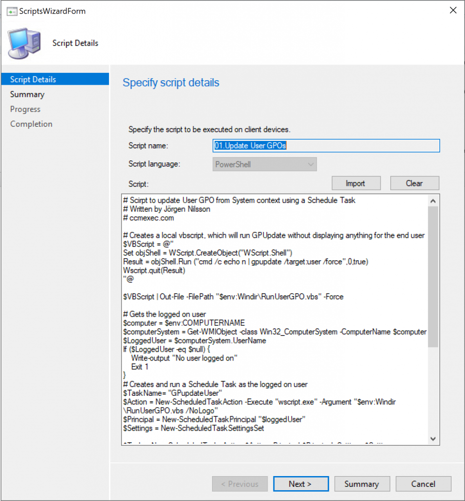 CCMEXEC COM | System Center Configuration Manager on Feedspot - Rss Feed