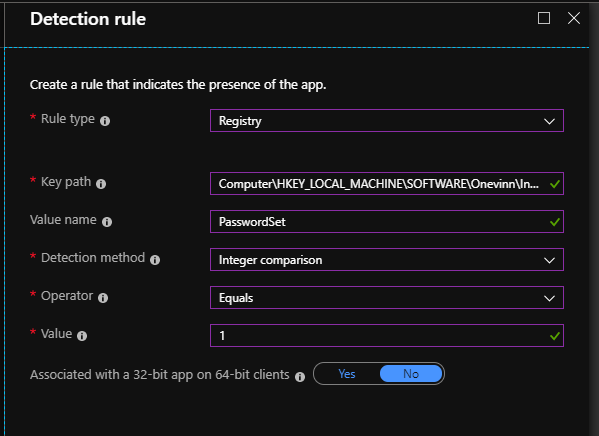 Configuring Dell BIOS Settings using Intune Win32App and